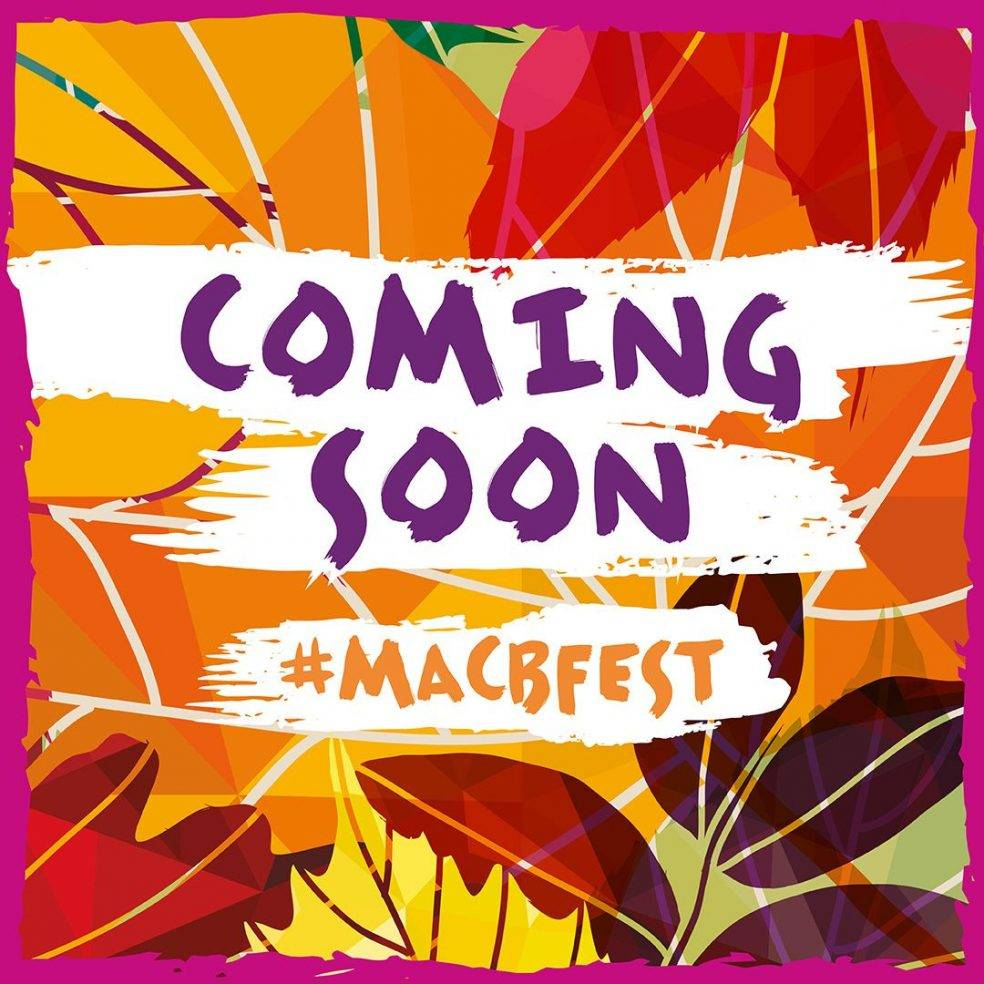 Coming Soon #MacbFest Launch Icon