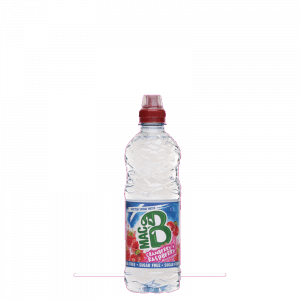 Macb Water Cranberry & Raspberry Flavoured Spring Water